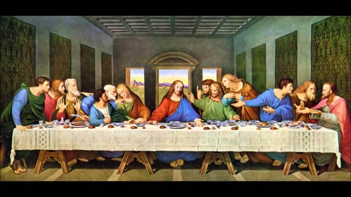 『最後的晚餐』座席